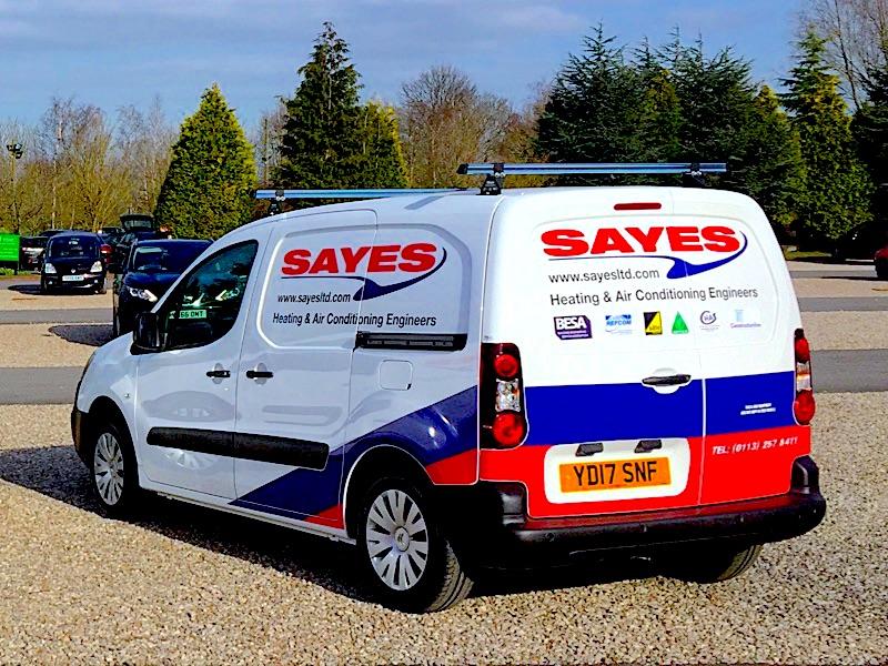 Sayes Van