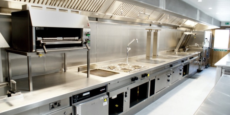 Commercial Catering Servicing