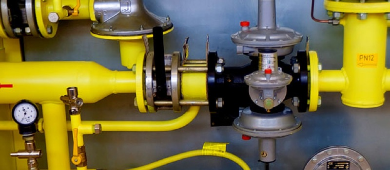 Commercial Heating Gas Meter Testing